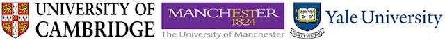 Universidade de Cambridge Manchester Yale university prolific academic dinheiro ganha