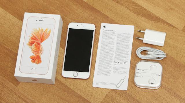 iPhone 6s không có nhiều cản tiến đáng giá