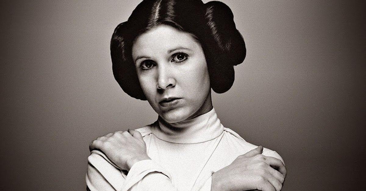Princesa Leia - Star Wars - Uma Nova Esperança