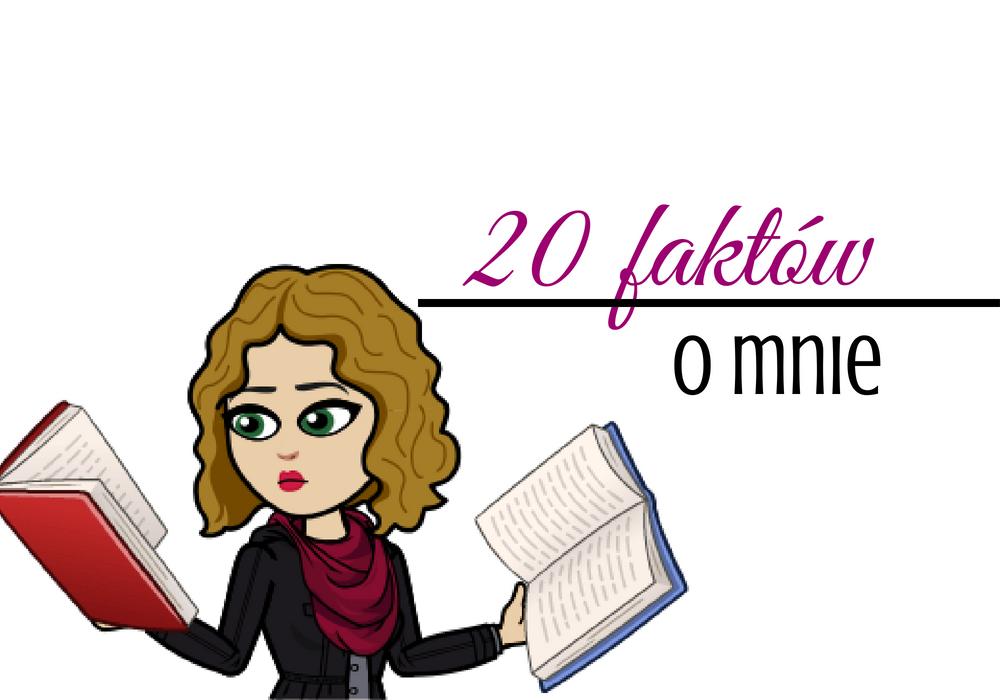 20 faktów o mnie