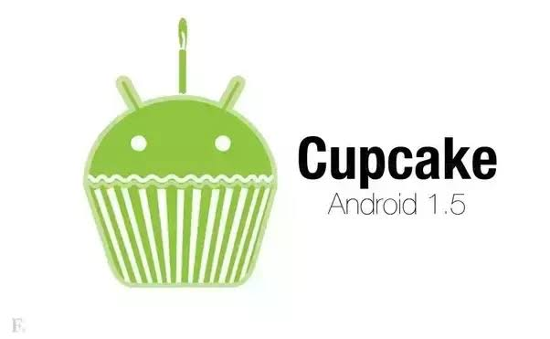 Android Cupcake