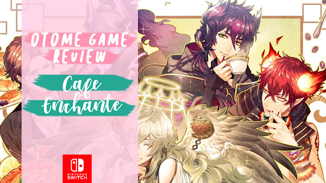 Otome Game Review Cafe Enchante Reverie Wonderland