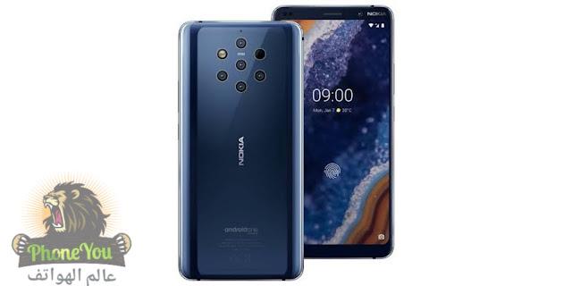 سعر ومواصفات ومميزات وعيوب Nokia 9 pureView - نوكيا 9 بيور فيو