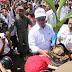 Menteri Pertanian Launching Optimalisasi  Lahan Rawa di Kabupaten Wajo
