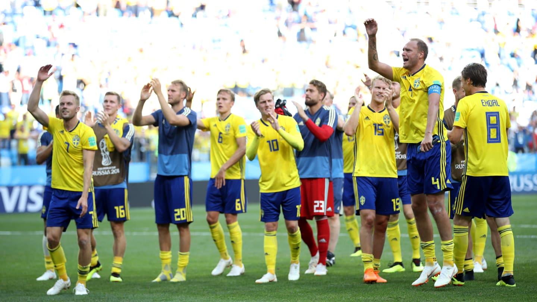 Suécia 1 x 0 Coreia do Sul