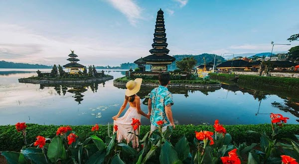 10 Choice of Tourist Attractions in Indonesia for New Year's Holidays