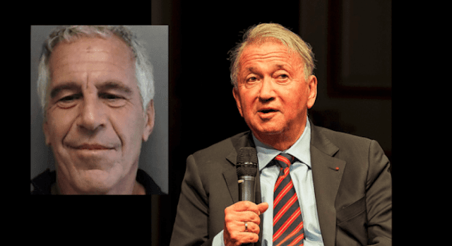The head of the International Peace Institute (IPI), Terje Rød-Larsen, has resigned due to donations and personal loan from Jeffery Epstein