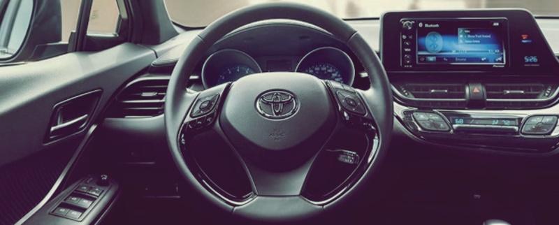 Toyota C-HR Price Spec Release Date Interior