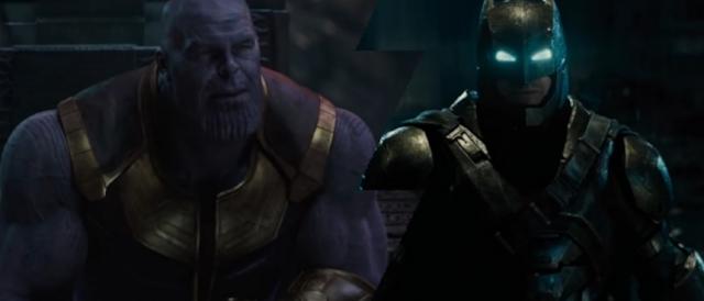 2 Reasons why batman can beat Thanos