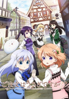 Download Gochuumon wa Usagi Desu ka?? Batch Subtitle Indonesia