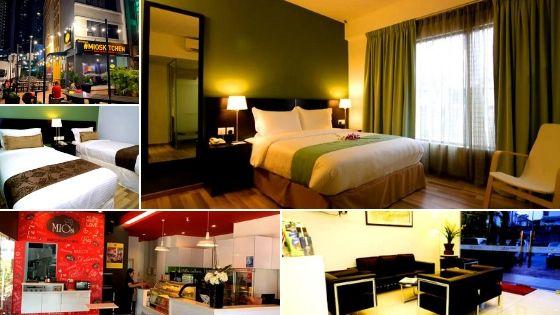 Alami garden hotel shah alam harga