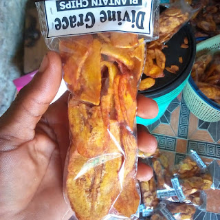 Earn an Income From Selling Packaged Plantain Chips?