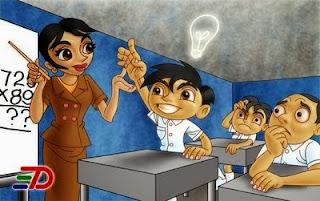 Contoh Proposal Penelitian Tindakan Kelas ( PTK )