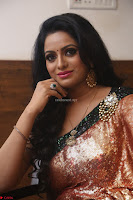 Udaya Bhanu lookssizzling in a Saree Choli at Gautam Nanda music launchi ~ Exclusive Celebrities Galleries 026.JPG