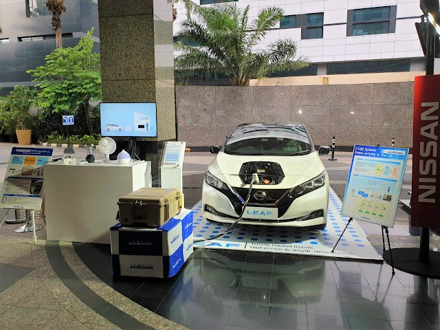 Nissan LEAF Indonesia