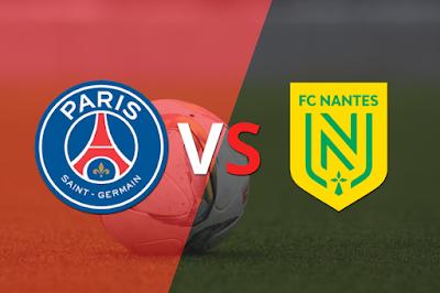 مشاهدة مباراة باريس سان جيرمان ضد نانت 14-03-2021 بث مباشر في الدوري الفرنسي