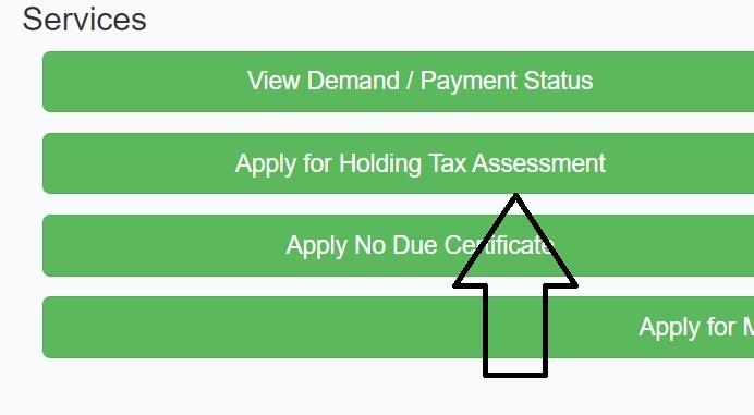 odisha apply for holding number