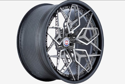 Introducing HRE3D +, the World's 1st atomic number 22 Rims