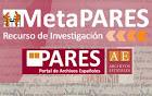 MetaPARES RECURSOS DE INVESTIGACIÓN