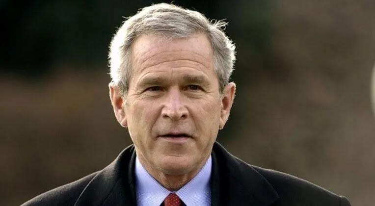 Παρέμβαση του  αδίσταχτου  Τζ. Μπους για το Αφγανιστάν   πήρε άδεια για να μιλήσει από το skull and bones??