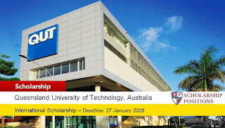 2020 Foreign scholarships at Tech University in Queensland, Australia