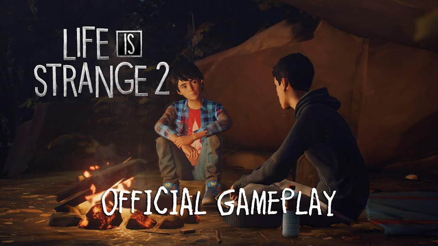 life is strange 2 ps4 gameplay video