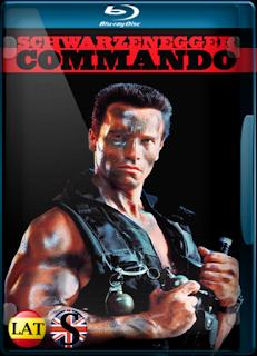 Comando (1985) REMUX 1080P LATINO/ESPAÑOL/INGLES