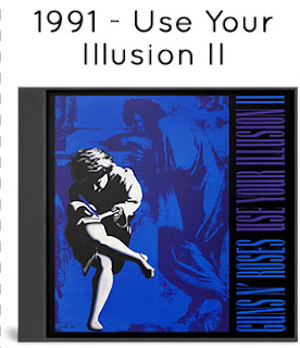 1991 - Use Your Illusion II