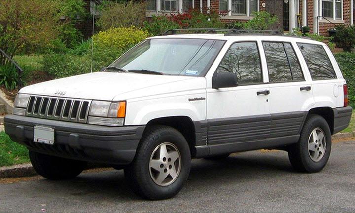 Những mẫu SUV biểu tượng mọi thời đại