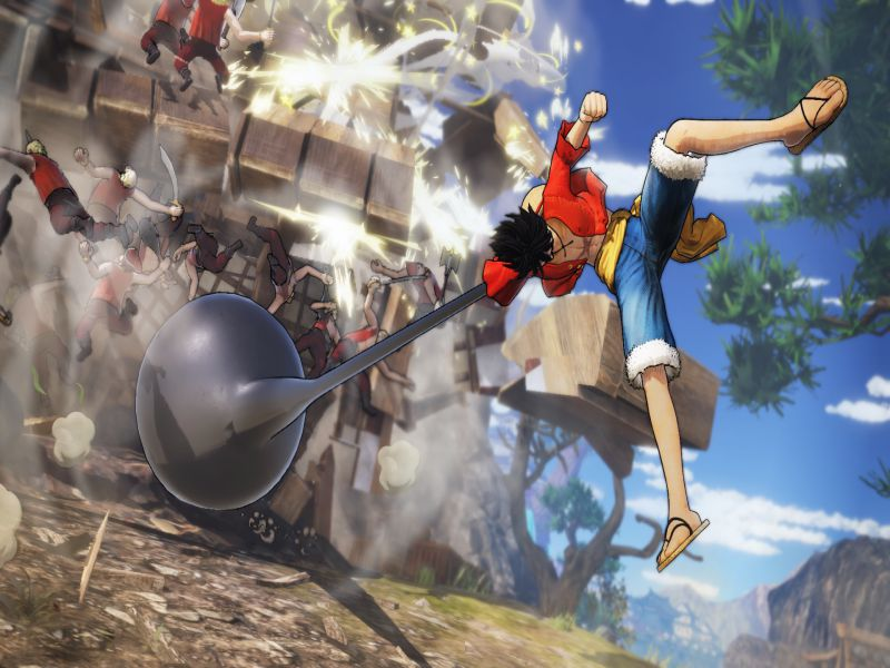 One Piece Pirate Warriors 4 PC Game Free Download