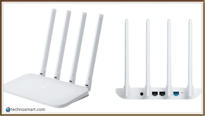 Mi Router 4C Launched: Four Antennae, With 300Mbps Speed