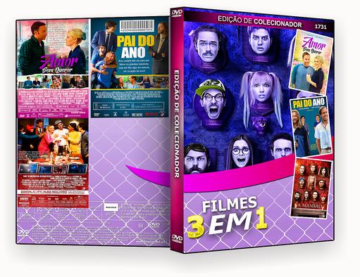 FILMES 3X1 – EDICAO VOL.1731 – ISO – CAPA DVD