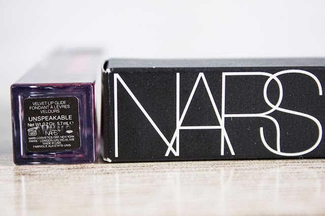 Unspeakable de Nars