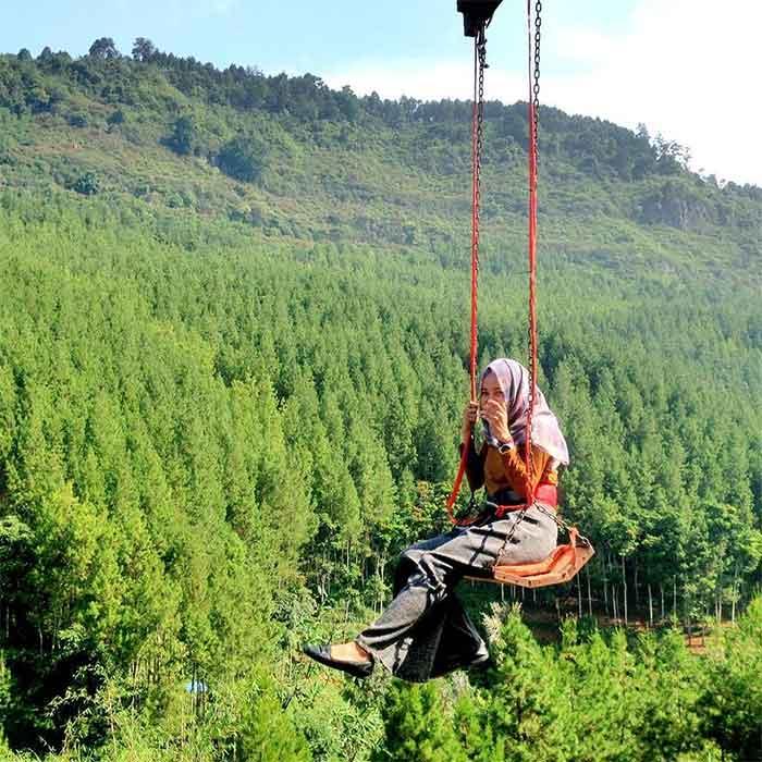 Tempat Wisata Alam di Bandung Terbaru dan Terbaik
