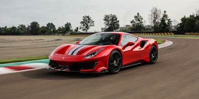 Carshighlight.com - Ferrari 488 Pista Review