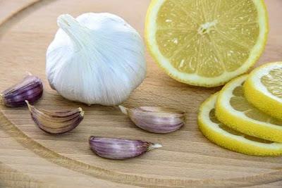 طريقة تحضير الثوم والليمون