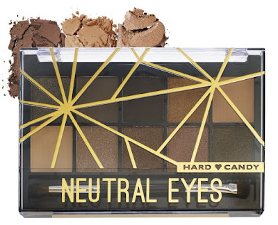 Eye Love Wednesday - Hard Candy Look Pro Neutral Eyes Palette