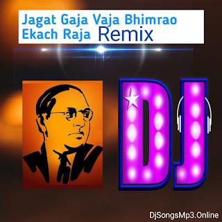 Jagat Gaja Vaja Bhimrao Ekach Raja, Babasaheb song