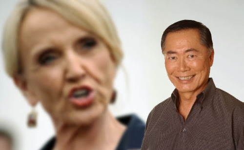 "Bloody Unique Blog: George Takei's Letter to Arizona regarding ""Turn Away Gay"" Bill"