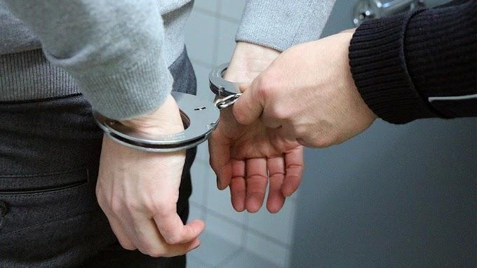 Homem de 53 anos detido pela PSP na Figueira da Foz, para cumprimento de mandado de detenção