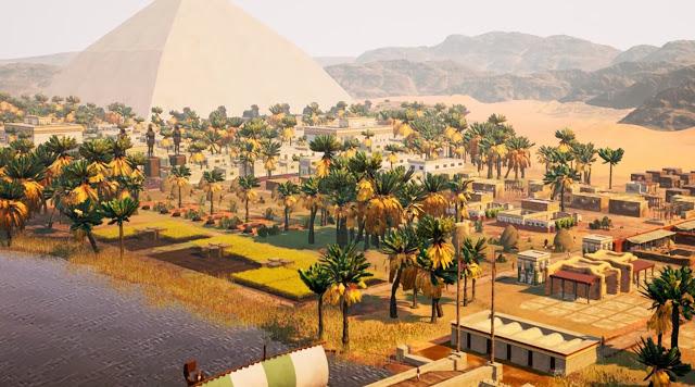 Builders Of Egypt arrive en accès anticipé !