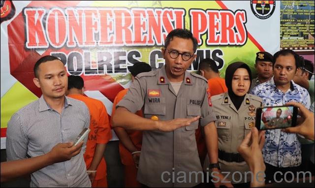 Ungkap Tambang Ilegal, Polisi Sita 5 Unit Excavator