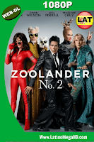 Zoolander 2 (2016) Latino HD WEB-DL 1080P - 2016