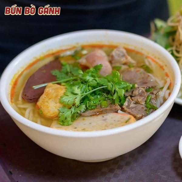 Bún Bò Huế (Bò Không)