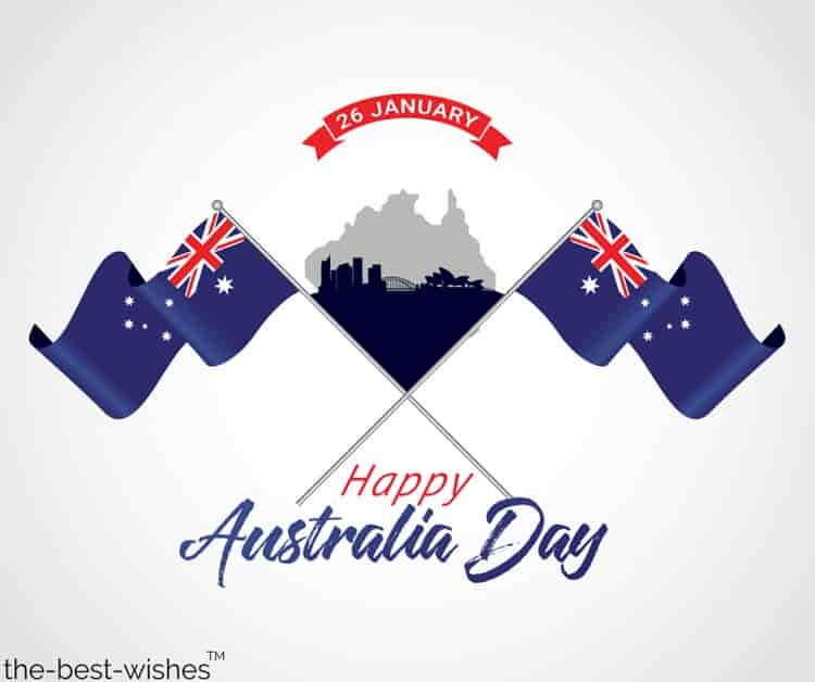 happy australian day greetings