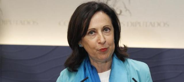 """Margarita Robles descarta un Gobierno de coalición con UP """"esa posibilidad ya murió"""""""