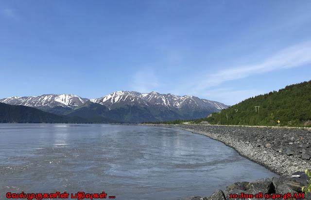 Alaska Turnagain Arm