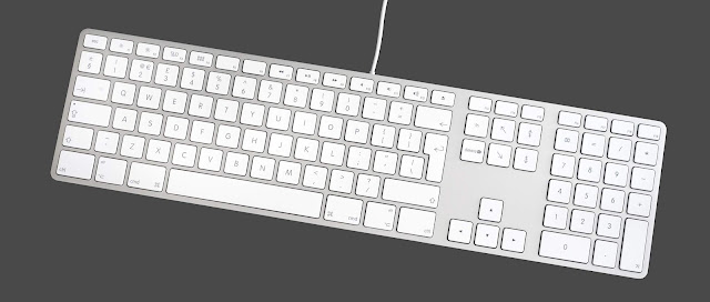 Why would rise on F and J button on the computer keyboard?