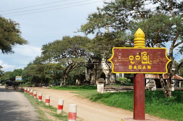 Menyapa Ribuan Kuil Di Kota Bagan