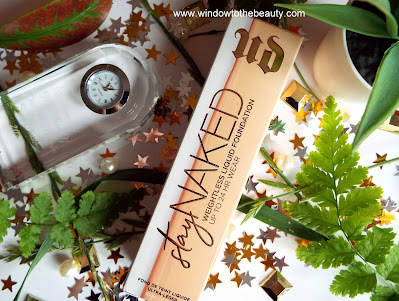 New Urban Decay Stay Naked Foundation